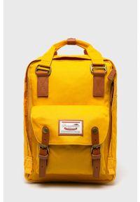 Doughnut - Plecak Macaroon. Kolor: żółty