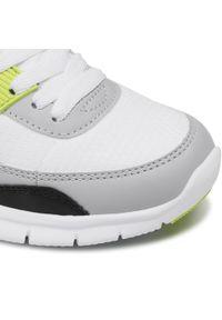 Kappa - Sneakersy KAPPA - Harlem II Tc 242175TC White/Lime 1033. Okazja: na co dzień. Kolor: szary. Materiał: skóra, materiał. Szerokość cholewki: normalna. Sezon: lato. Styl: elegancki, klasyczny, casual #4