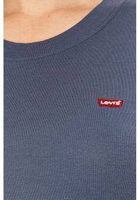 Niebieska bluzka Levi's® w kolorowe wzory, na co dzień