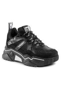 Czarne buty sportowe Togoshi
