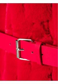 Czerwona kamizelka Guess