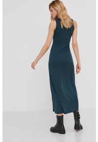 Sukienka Answear Lab gładkie, maxi, na urodziny