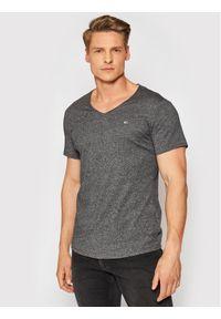 Tommy Jeans T-Shirt Tjm Jaspe DM0DM09587 Szary Slim Fit. Kolor: szary