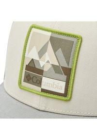 Szara czapka z daszkiem columbia