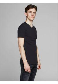 Czarny t-shirt Jack & Jones