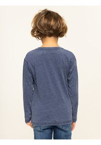 Niebieska bluzka Pepe Jeans