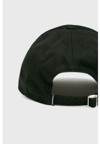 Czarna czapka z daszkiem Converse