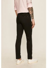 Polo Ralph Lauren - Spodnie. Kolor: czarny. Materiał: tkanina