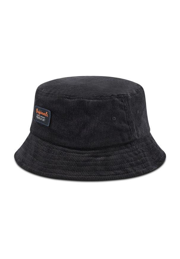 Jack & Jones - Bucket JACK&JONES - Cody 12185422 Black. Kolor: czarny. Materiał: materiał, bawełna