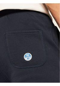 Niebieskie spodnie dresowe North Sails