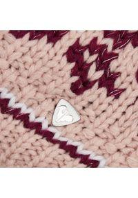 Rossignol - Czapka ROSSIGNOL - Tara Fur RLJYH01 Powder 345. Kolor: różowy. Materiał: włókno, akryl, poliester, materiał
