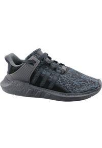 Czarne sneakersy Adidas z cholewką, Adidas EQT Support