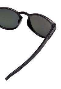 TOP SECRET - Okulary przeciwsłoneczne męskie. Kolor: czarny