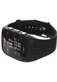 Czarny zegarek POLAR sportowy #7