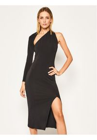 Czarna sukienka wieczorowa Babylon