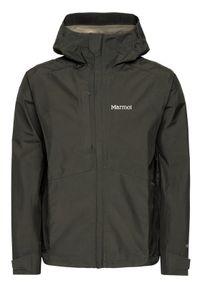 Czarna kurtka turystyczna Marmot