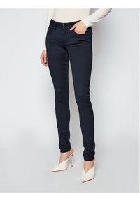 Tommy Jeans Jeansy Skinny Fit Sophie DW0DW04410 Granatowy Skinny Fit. Kolor: niebieski