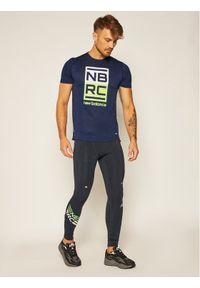 Niebieska koszulka sportowa New Balance do biegania #4