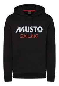 Musto Bluza 82019 Czarny Regular Fit. Kolor: czarny #2