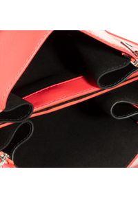 Różowa torebka klasyczna Furla klasyczna