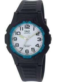 Czarny zegarek Q&Q