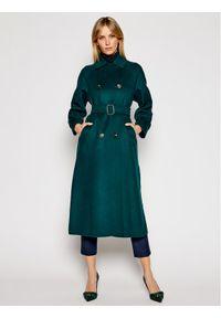 Zielony płaszcz przejściowy Weekend Max Mara