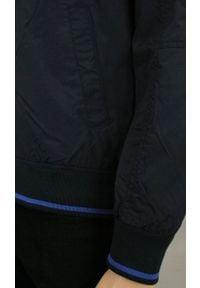 Niebieska kurtka Gustaff na lato