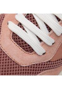 Różowe buty sportowe Voile Blanche