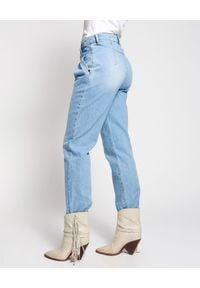 ONETEASPOON - Jeansy Pacifica Streetwalkers High Waist. Okazja: na spacer, na co dzień. Stan: podwyższony. Kolor: niebieski. Długość: długie. Styl: vintage, casual #3