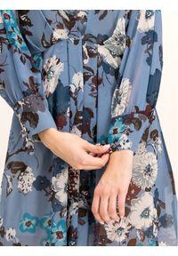 iBlues Sukienka codzienna 72262096 Niebieski Regular Fit. Okazja: na co dzień. Kolor: niebieski. Typ sukienki: proste. Styl: casual #7