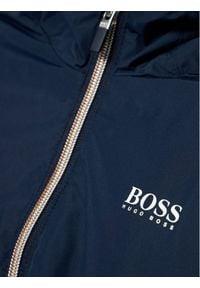 BOSS - Boss Kurtka przejściowa J06223 M Granatowy Regular Fitq. Kolor: niebieski