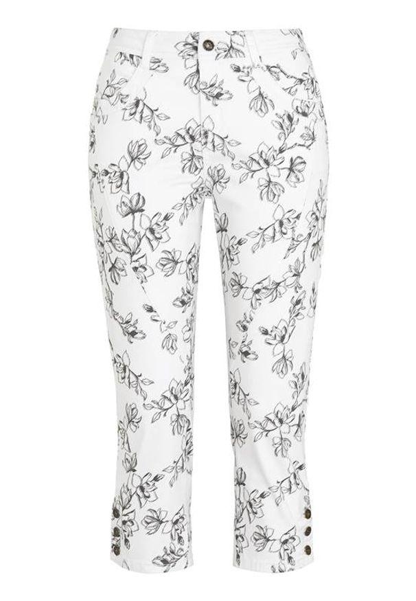 Białe spodnie Cellbes