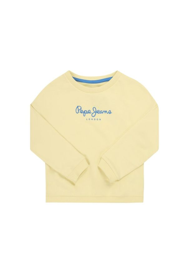 Żółta bluza Pepe Jeans