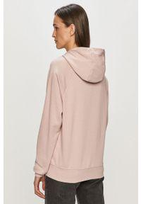 Różowa bluza Nike Sportswear z długim rękawem, na co dzień