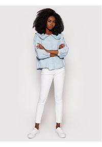 Levi's® Koszula jeansowa Mimmi A0668-0002 Niebieski Relaxed Fit. Kolor: niebieski. Materiał: jeans