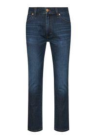 Niebieskie jeansy Wrangler #5