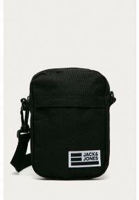 Jack & Jones - Saszetka. Kolor: czarny