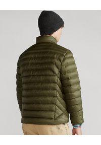 Zielona kurtka Ralph Lauren długa, polo