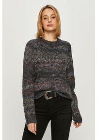 Wielokolorowy sweter Pepe Jeans casualowy, długi