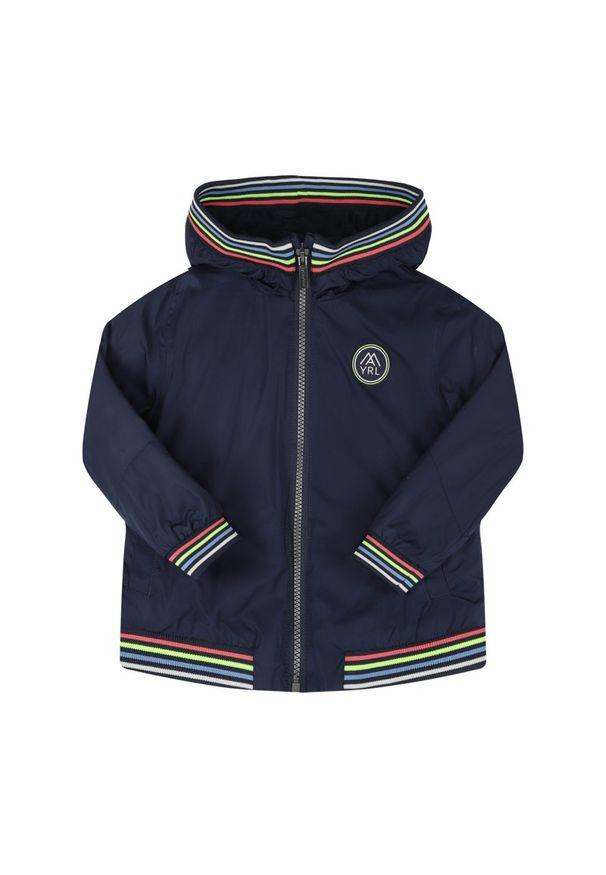 Niebieska kurtka przejściowa Mayoral