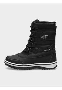 Buty zimowe 4f na co dzień, na zimę, casualowe