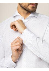 Baldessarini Koszula Henry 41232/000/40003 Biały Slim Fit. Kolor: biały #3