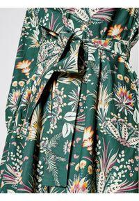 Zielona sukienka Marella koszulowa