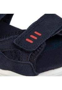 Niebieskie sandały ecco