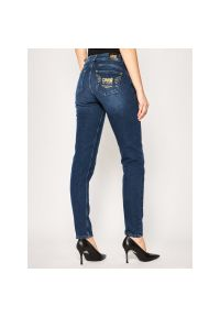Niebieskie jeansy Cavalli Class