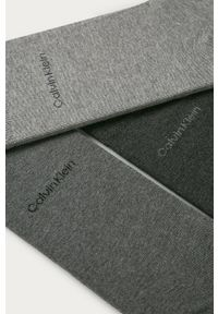 Szare skarpetki Calvin Klein