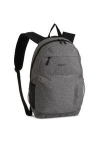 Szara torba na laptopa Sprandi