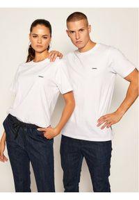 Biały t-shirt Diamante Wear
