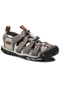 Szare sandały trekkingowe keen na lato