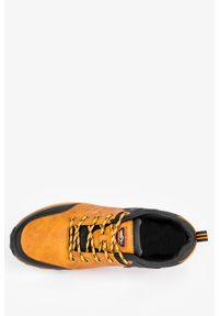 Badoxx - Camelowe buty trekkingowe sznurowane badoxx mxc8200. Kolor: pomarańczowy, brązowy, wielokolorowy
